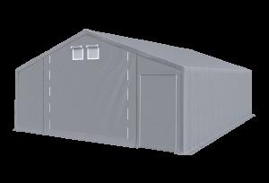 Celoroční skladovací stan 6x8m