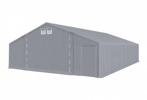 Celoroční skladovací stan 8x12m