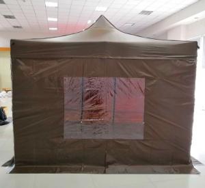 Boční stěna 3m s oknem