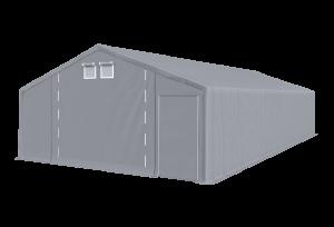 Celoroční skladovací stan 6x12m