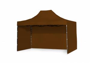 Namiot ekspresowy 2x3 Brązowy