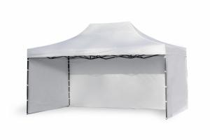 Namiot ekspresowy 3x4,5m Biały
