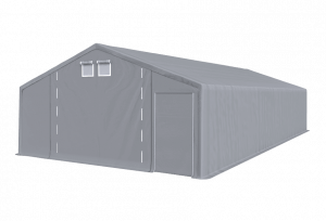 Namiot całoroczny magazynowy 5x12m