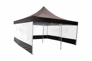 Namiot ekspresowy ALUMINIOWY LUX 5x5