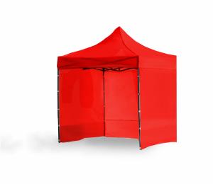 Namiot ekspresowy 2x2 Czerwony