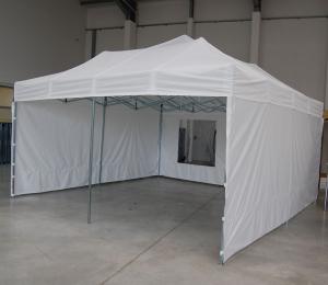 Namiot ekspresowy ALUMINIOWY LUX 6x6
