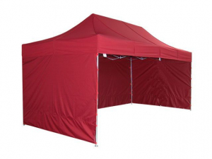 Namiot ekspresowy ALUMINIOWY LUX 4x6