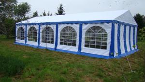 Namiot PVC 4x10m PREMIUM