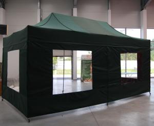 Namiot ekspresowy ALUMINIOWY PREMIUM 3x6