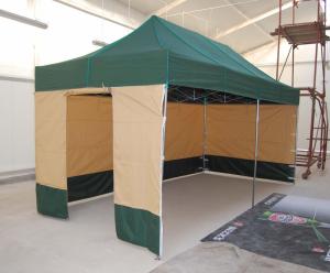 Namiot ekspresowy CIĘŻKI 2,7x5,4