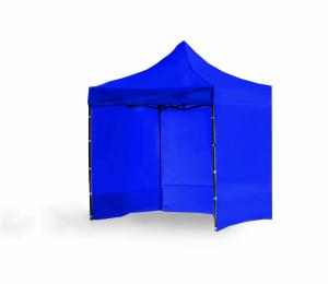 Namiot ekspresowy 2x2 Niebieski