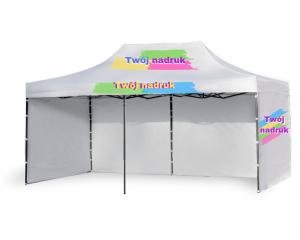 Namiot reklamowy LEKKI 3x6