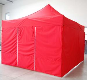 Namiot ekspresowy ALUMINIOWY PREMIUM 4x4