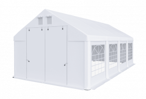 Namiot całoroczny imprezowy 4x8m