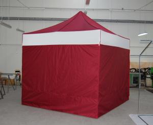 Namiot ekspresowy CIĘŻKI 2,5x2,5