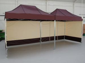 Namiot ekspresowy CIĘŻKI 4x8