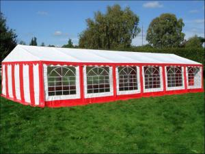 Namiot ogrodowy 6x12m STANDARD PE