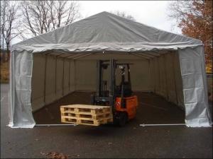 Namiot PVC 6x12m XXL /2,6m