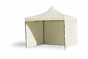 Namiot ekspresowy 3x3m Beżowy