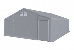 Celoroční skladovací stan 5x8m