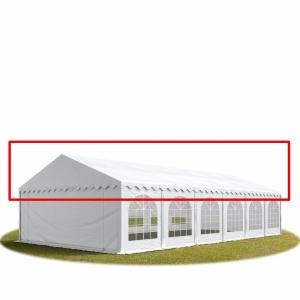 Střecha PVC 6x12m / 2m bílá
