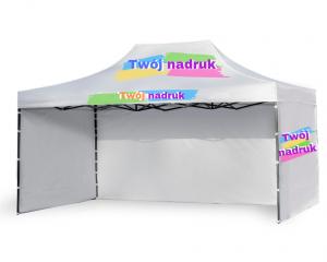 Namiot reklamowy LEKKI 3x4,5