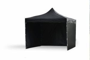 Namiot ekspresowy 3x3m Czarny