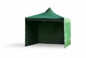 Namiot ekspresowy 3x3m Zielony